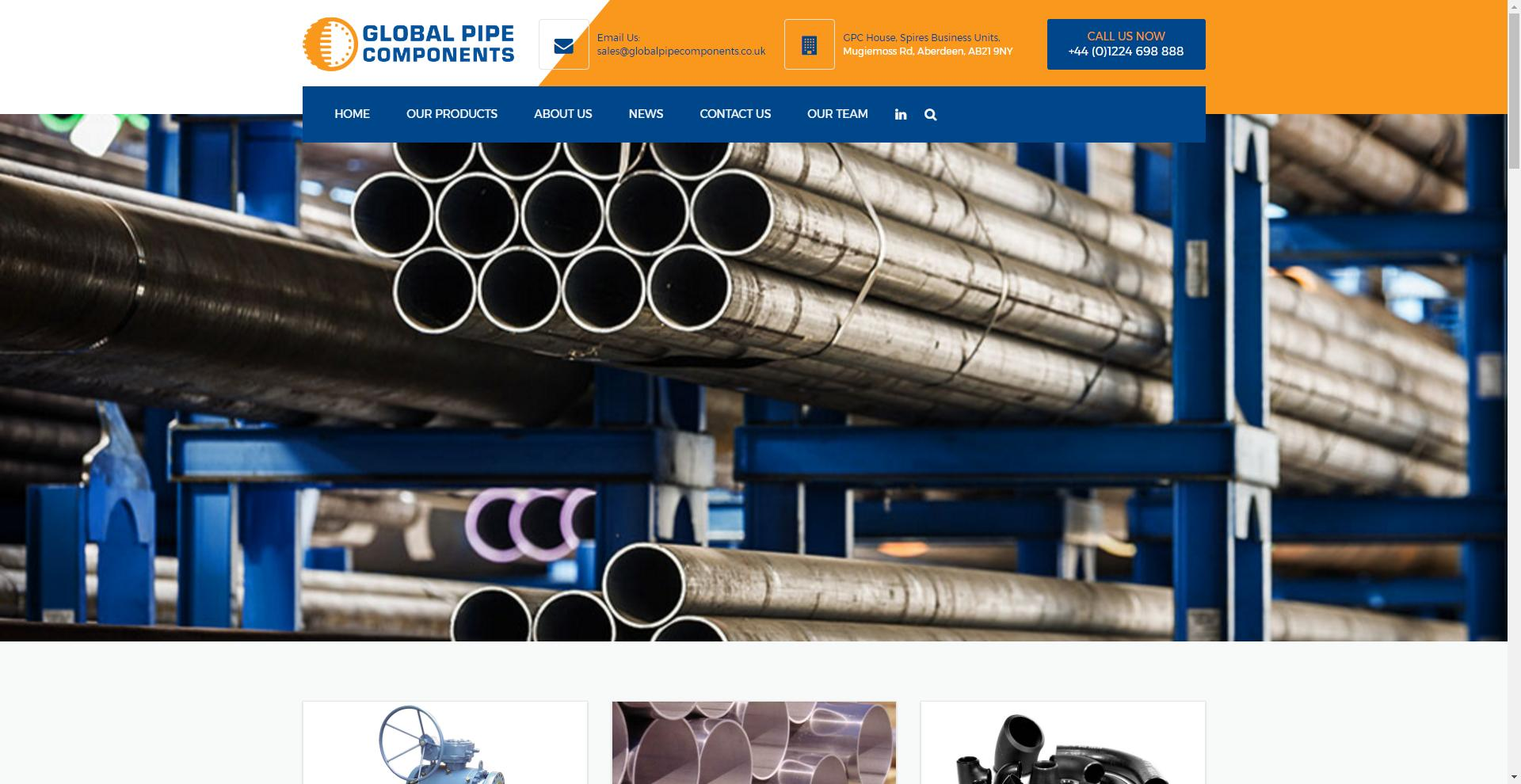 Global Pipe Components