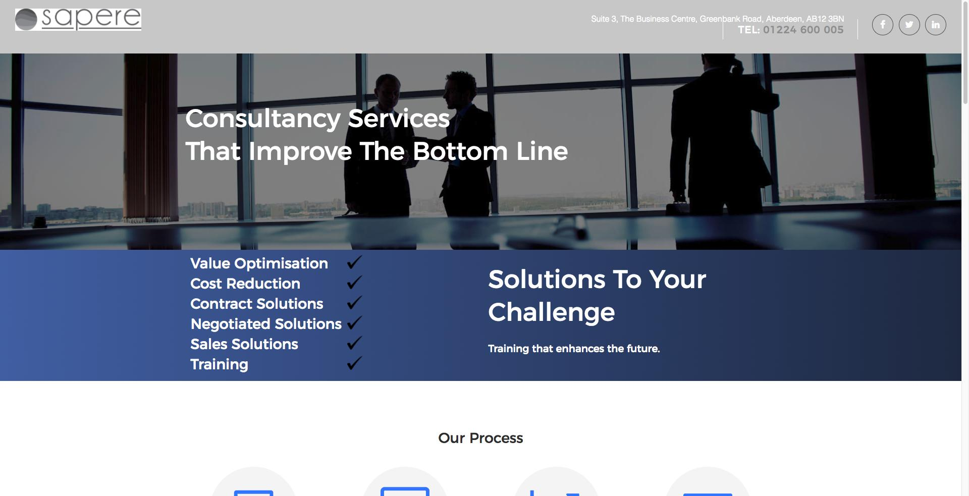 Sapere Consultancy Services